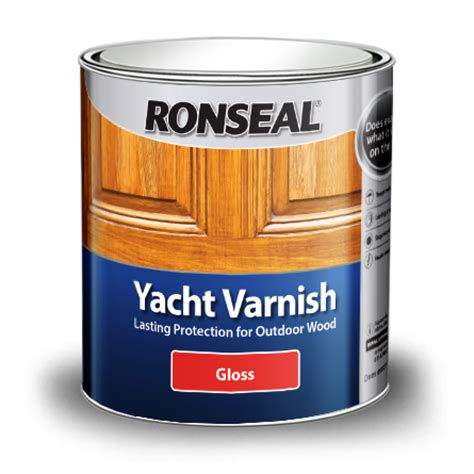 exterior door varnish ronseal exterior yacht varnish trade paint direct