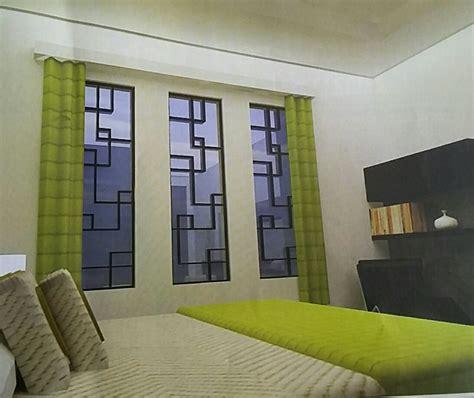 desain profil jendela minimalis ragam desain teralis jendela
