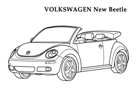 volkswagen car coloring page 87 coloring pages vw beetle vw beetle coloring