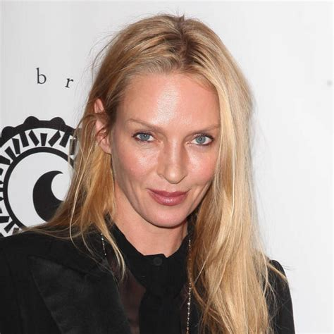 Cbell Takes Uma Thurmans Seconds by Uma Thurman Replacing Louise In The Slap