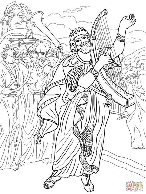 free coloring pages of king david absalom coloring pages coloring home