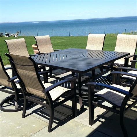 composite outdoor furniture manufacturers pvc patio