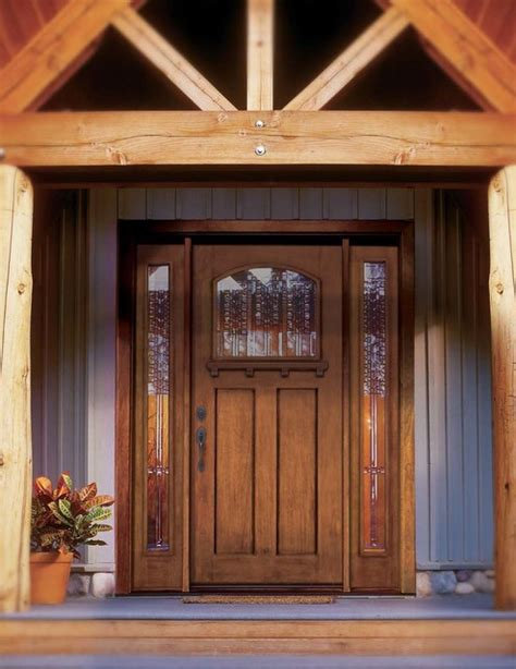 Exterior Doors With Sidelights For Sale