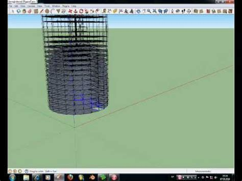 google sketchup stairs tutorial full download spiral stairs in sketchup