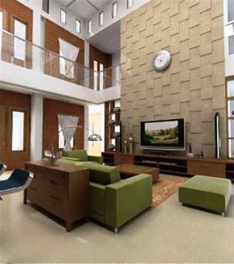 contoh desain interior rumah desainrumahsederhana