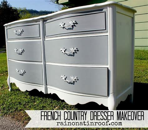 diy chalk paint makeovers dresser painting diy country dresser makeover
