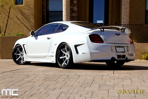 modified bentley mc customs bentley continental car tuning