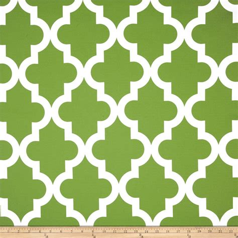 rca trellis blackout drapery fabric green discount