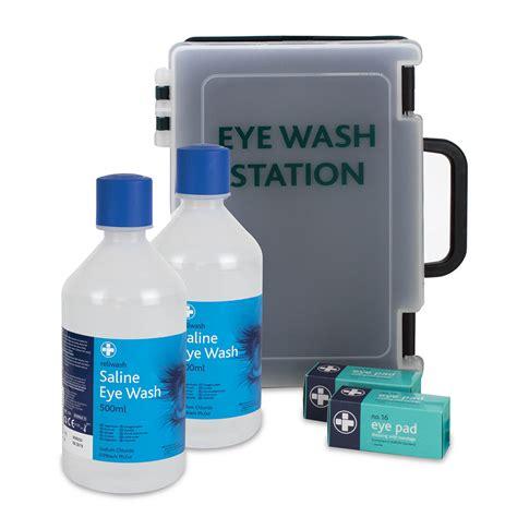 washing station eye wash station reliance