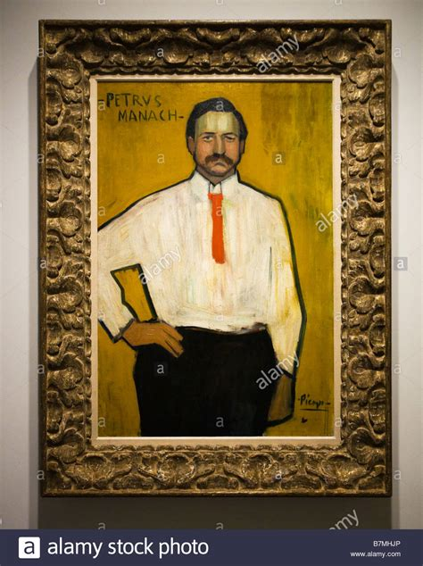 picasso paintings at the national gallery quot pedro manach quot by pablo picasso 1901 smithsonian