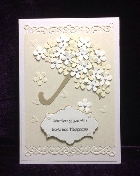 what to put on wedding shower card 25 best ideas about bridal shower scrapbook on diy wedding cards doily invitations