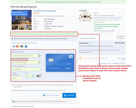 agoda self service cara mencari pesan booking kamar online di agoda