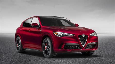Alfa Romeo Quadrifoglio by 2018 Alfa Romeo Stelvio Quadrifoglio Wallpapers Hd