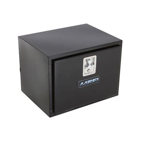 Home Depot Truck Box by Husky 70 In Topsider Black Low Profile Truck Box Thd70lpb