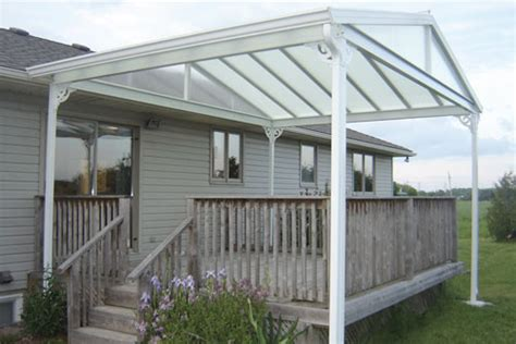 is an aluminum patio awning the right choice