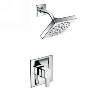 moen 90 degree bathroom faucet moen ts2712 90 degree single handle posi temp shower only