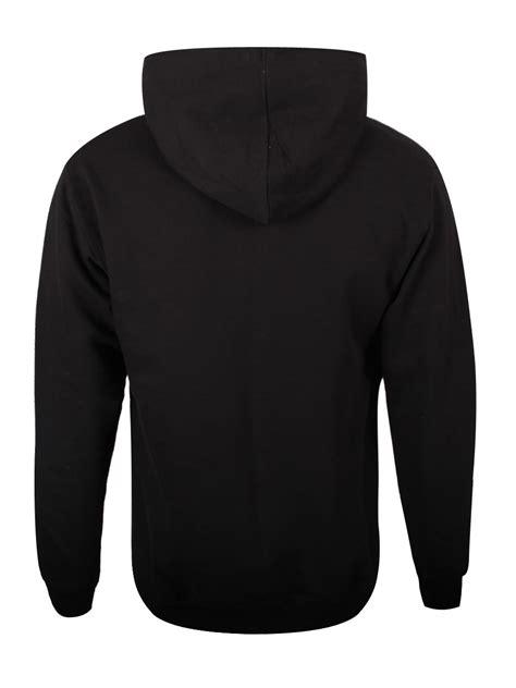 Home Design Shop Online Uk by Plain Black Men S Pullover Hoodie Buy Online At