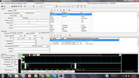 Holter Report Template Icu Telemetry Dextronix