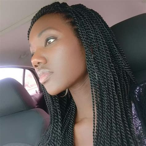 hairstyles with senegalese twist with crochet crochet senegalese twists hair pinterest crochet