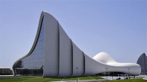 Design House Exterior by Zaha Hadid The Only Woman Who Won The Royal Gold Medal