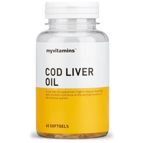 Cod Liver Detox by Cod Liver Buy Mankind