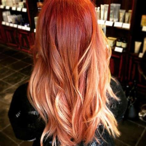 copper lowlights for short blonde hair 1000 images about stayglam hairstyles on pinterest