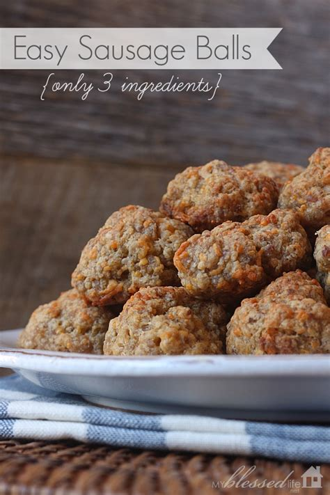 easy sausage essential techniques and recipes to master sausages at home books easy sausage balls with only 3 ingredients