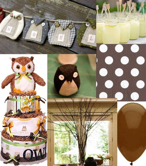Owl Boy Baby Shower Decorations by 31 Cool Baby Shower Ideas For Boys Table Decorating Ideas