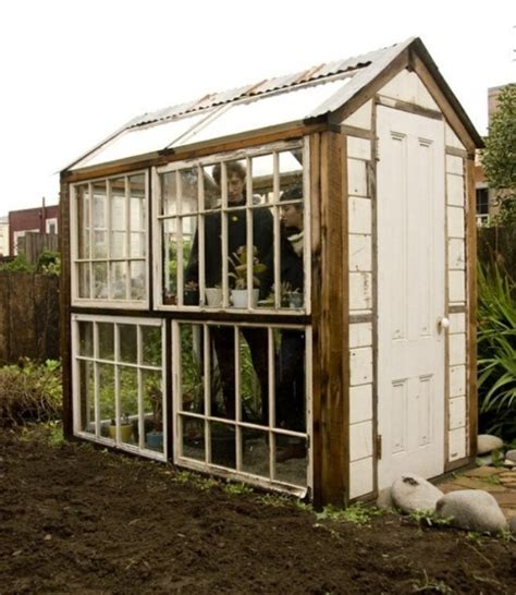 green house windows 10 greenhouses made from old windows and doors home design garden architecture blog magazine