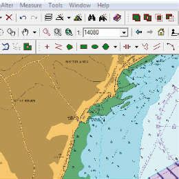 lock layout view gis introduction to gis for maritime users using cadcorp sis 8