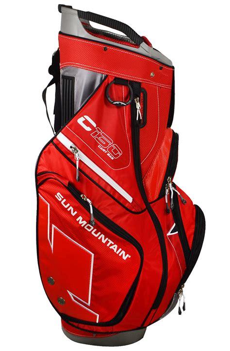 sun mountain 2015 c 130 cart bag by sun mountain golf