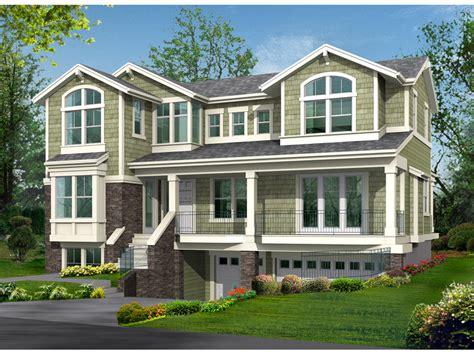 vermillion bay raised home plan   house plans