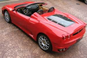 2006 F430 Price 2006 Used F430 Spider At Sports Car Company Inc
