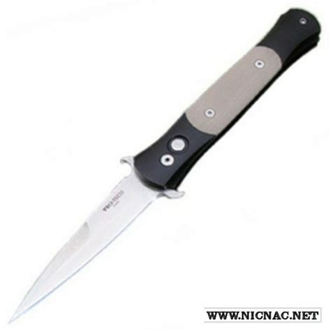 protech don protech don 1731 g 10 satin automatic knife for sale