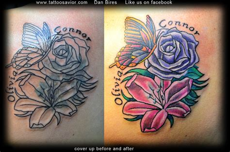 butterfly cover up tattoo designs flower butterfly cover up by dan bires 1 jpg 1400