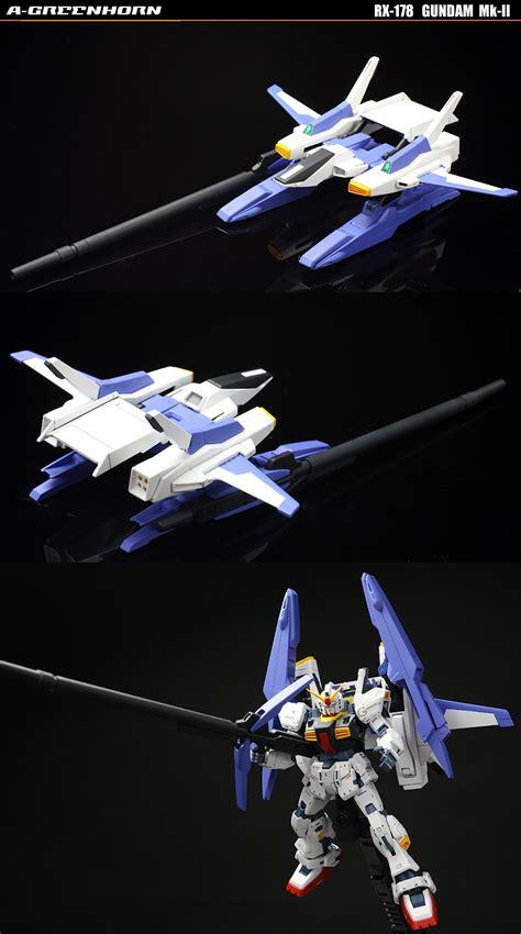Btf G Defenser Flying Armor rg rx 178 gundam mk ii a e u g g defenser flying armor assembled painted many big size