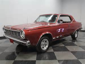 maroon 1965 dodge dart gt for sale mcg marketplace