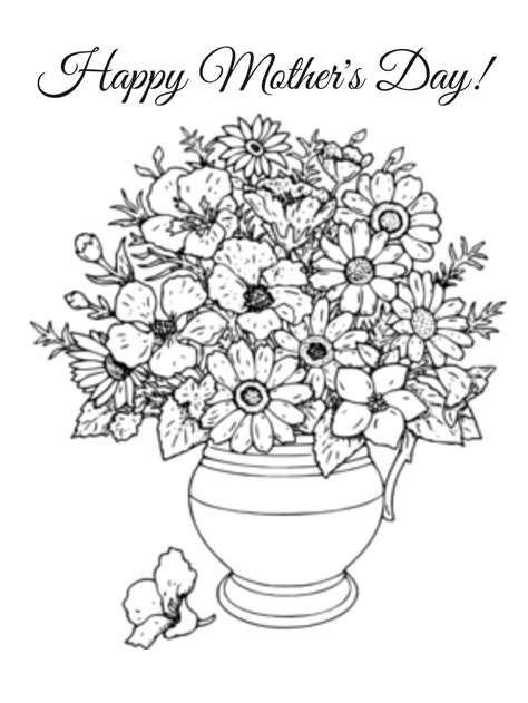 lds coloring pages mothers day lds primary mothers day coloring pages
