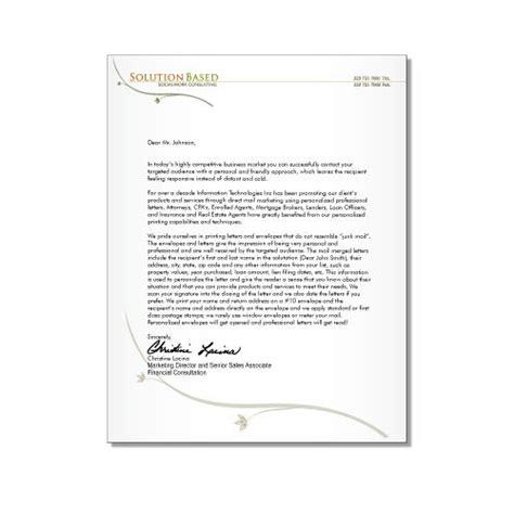 paper direct templates letterhead design simple iti direct mail
