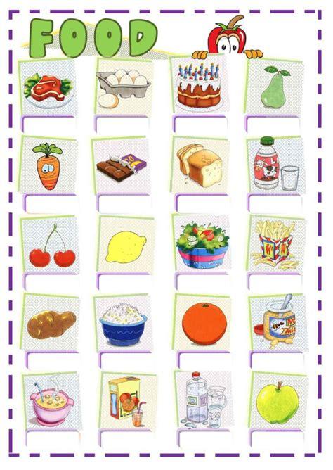 1951 free esl food worksheets the food listen and repeat interactive worksheet