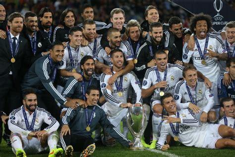 highlights real madrid beat sevilla    win uefa super cup