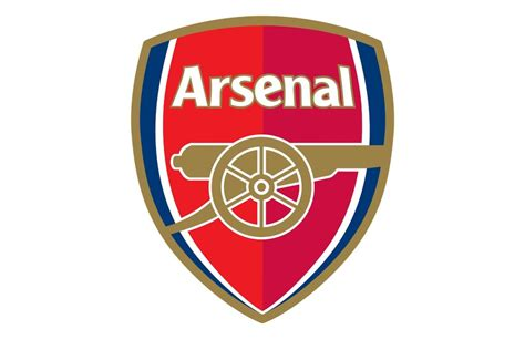 arsenal club arsenal fc football logo image white wallpaper pc desktop hd