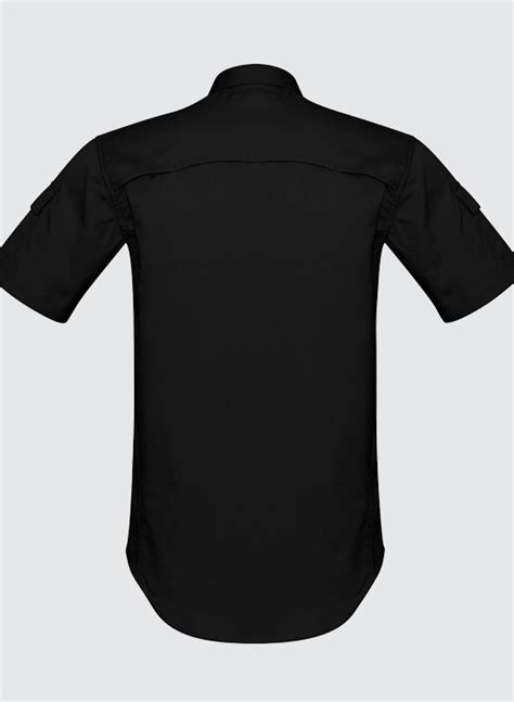 rugged mens shirts zw405 mens rugged cooling mens s s shirt business image