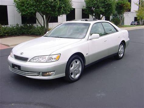 lexus es 2000 2000 lexus es 300 base 4dr std sedan in springfield