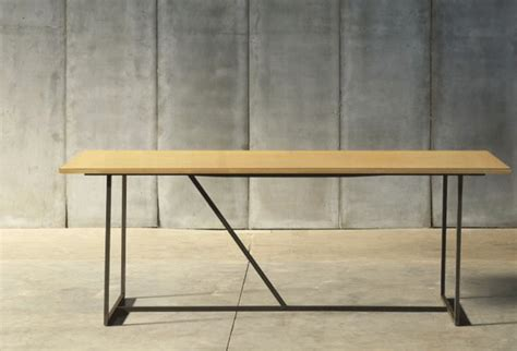 Xyz Table by Xyz Dining Table Brass And Metal Arteslonga