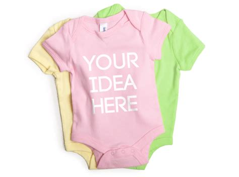 baby clothes onesies custom baby clothes and personalized onesies spreadshirt
