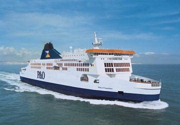 the of glass ferry books p o ferries pride of canterbury ferry review and ship guide