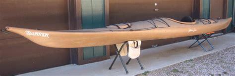 boat with a very fine net my kayak fleet