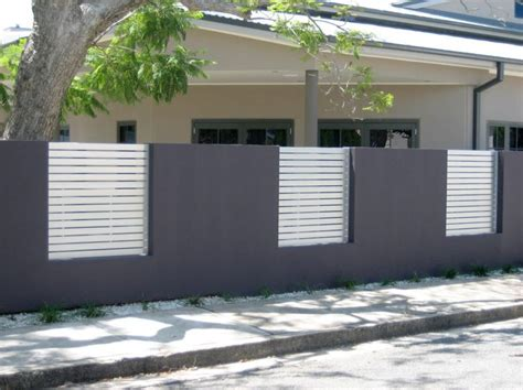 home decoration house gates and fences interior design advantages minimalist fence houses in