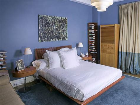 blue bedroom modern bedroom photos hgtv